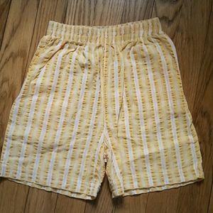 Size 4 kid shorts